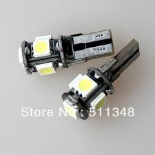 T10 5w Canbus 10 smd led wedge ParkerSide light